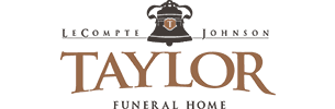 Lecompte Johnson Taylor Funeral Home